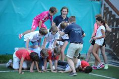 Aiglon Summer School 2015 has started with Icebreaker games on the first night! Join the adventure on the 20th of July for 2 weeks. There are still a few places available for this programme.