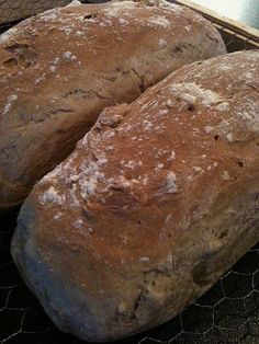 Bread Baking, Yummy Treats, Baking Recipes, Rolls, Food And Drink, Dining, Desserts, Breads, Recipes