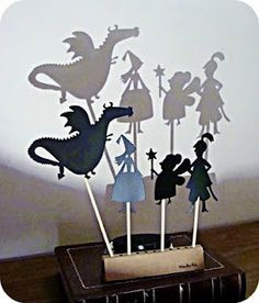 Shadow Play---could definitely see teagan having fun with this