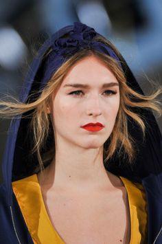 Close up défilé Alexis Mabille, prêt-à-porter printemps-été 2014, Paris. #PFW #fashionweek #closeup