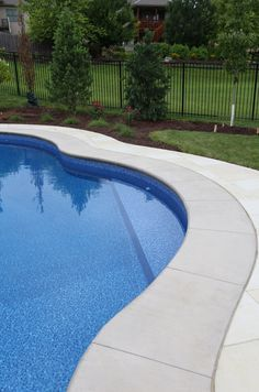 Are you thinking about building a pool in your backyard? Here are all the steps and everything you need to know to make your backyard swimming pool dreams a reality. During our journey we learned a lot of valuable lessons we're happy to share! Luxury Swimming Pools, My Pool, Swimming Pools Backyard, Swimming Pool Designs, Pool Decks, Pool Landscaping, Pool Gazebo, Lap Pools, Pool Fun