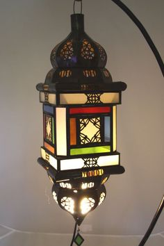 Moroccan lantern.   #Morocco is the setting of Garment of Shadows, a Mary Russell and #SherlockHolmes #mystery by Laurie R. King.