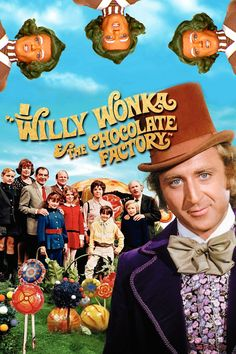Charlie and the Chocolate Factory by Roald Dahl. Adapted info the movie Willie Wonka and the Chocolate Factory in 1971. In my opinion, far better than the Burton remake!
