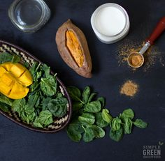 Thanksgiving in your Mouth Green Smoothie - Simple Green Smoothies