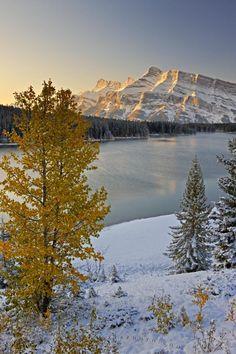 #neve, #lago, #montagne... La #natura è una cosa meravigliosa!!!