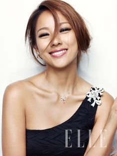 hyori lee (이효리) OMG gr8 smile.. Hw old is she? She's been around forever.. late 90s w/ FINKL