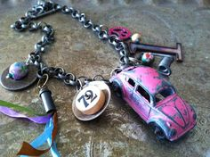 Summer of 72 Necklace SOLD taking custom orders by VintagePie, $125.00