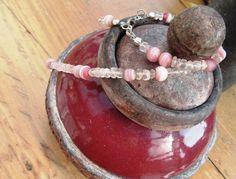 RESERVE !!!!!!!!! Ilots De Tendresse : commande spéciale pour une grande occasion !!!!! Une parure en quartz rose : Parure par les-reves-de-minsy