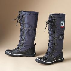 PAJAR MOUNTAIN HIGH BOOTS -- Meet Mother Nature head-on 8ed2511cd8