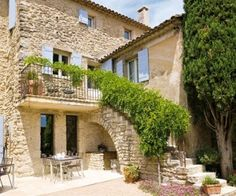 The Mill of the Sources in Provence