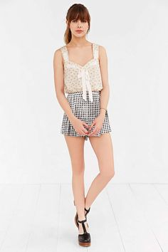 Rachel Antonoff Emily Top - Urban Outfitters