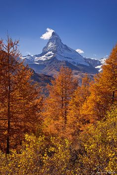 Matterhorn, Switzerland. Calendars http://scenic-calendars.com/switzerland-calendars.htm
