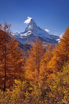 Matterhorn Switzerland