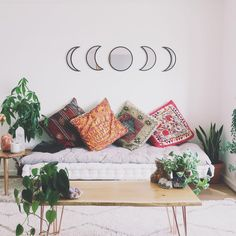 Our original Moonphase mirrors are uniquely made in our small rural studio and are a magical way to bring the universe into your home! Rural Studio, Bohemian Wall Decor, Nature Decor, Happy Thursday, Moon Phases, Us Shop, Moon Child, Chill, The Originals