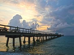 Commercial Pier, Fort Lauderdale Beach  @Joseph Evan Weiner