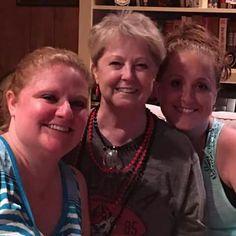 Kay Warren Landers Siler .....and her daughters, Terri and Stacey