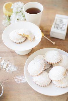 Recette des Genovese, petite pâtisserie sicilienne au limoncello