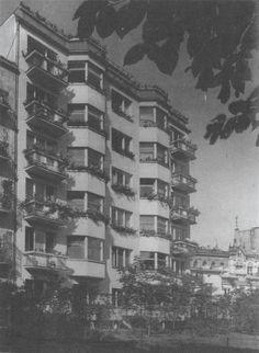 Jerzy Gelbard & Roman Sigalin, Warsaw, 1935-36