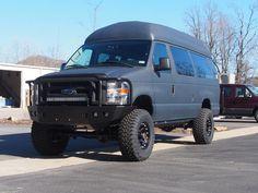4x4 Van4wd Van4 Wheel Drive Van Camper Lifted