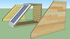 ventilateur Herb Drying Racks, Rocket Stoves, Permaculture, Conservation, Market Garden, Dryer, Palette, Tech, Nature