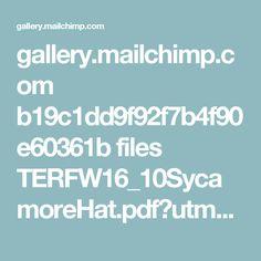 gallery.mailchimp.com b19c1dd9f92f7b4f90e60361b files TERFW16_10SycamoreHat.pdf?utm_source=Tahki+Stacy+Charles+Consumer+Newsletter+List&utm_campaign=887ddba778-EMAIL_CAMPAIGN_2016_12_22&utm_medium=email&utm_term=0_2911933dd8-887ddba778-16488721&mc_cid=887ddba778&mc_eid=d21fb6d6d9