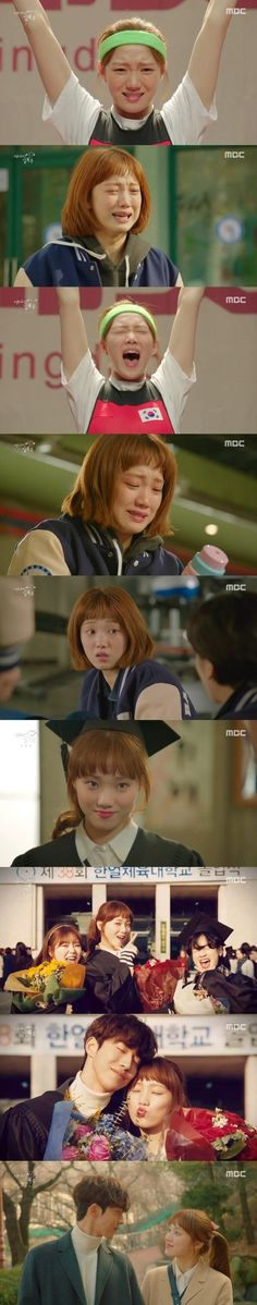 [Spoiler] Added final episode 16 captures for the #kdrama 'Weightlifting Fairy Kim Bok-joo'