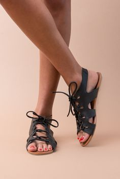 Quinta Sandals
