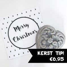 Merry Christmas Groet | Kerst Cadeautjes & Pakketten | cherishbox