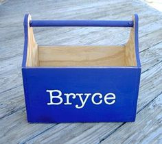 DIY wood trug with free plans
