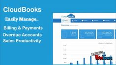 CloudBooks is great invoice app for your business. CloudBooks provides a fast and well-organized method for generating your invoices. Free 30 Day Trial · Professional Invoices · Anytime, Anywhere Access.  Try- www.cloudbooksapp.com