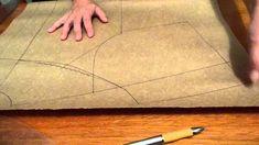Interpretação da blusa ciganinha. Aula 19