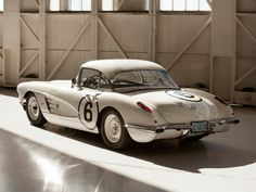 1960 Corvette race car