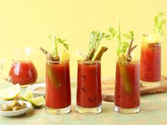 It will be the last Bloody Mary recipe you will ever want - I've tried several until I tweaked this one just right! Nothing like fresh.