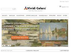 Dünyaca ünlü #resim sanatına ait örneklerin, yüksek çözünürlükte, doğru renk değerleri ve kalitesi ile satışa sunulduğu ayrıca sanatçıların kendi resimlerini yükleyip, onlara fiyat belirleyerek kopyalarını ya da orjinallerini satabilme imkanı sağlayan vividicolors.com/ #Ticimax alt yapısı ile yayındadır.  https://www.ticimax.com/e-ticaret-siteleri/  #eticaret #sanalmağaza #eticaretsitesi #onlinesatış #ecommerce #mobilticaret #satışsitesi #ticimax
