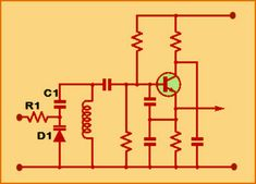 A varactor diode is also called varicap diode. Lets look into the construction, working of diode, characteristics and applications of varactor diode Electrical Projects, Electrical Components, Computer Hardware, Diy Electronics, Circuits, Education, Tech, Range, Hardware