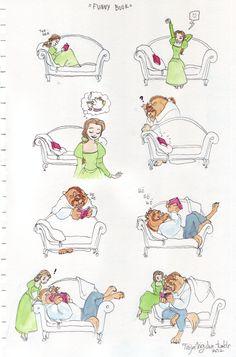 Funny book by ~TaijaVigilia on deviantART