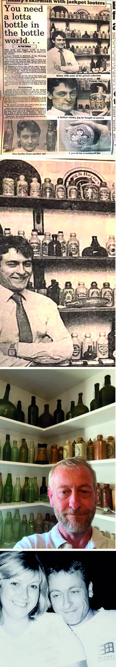 tx for sharing Henry Nicholls, For REAL Diggers & Collectors : There is not one single bottle I own that I don't treasure all these years later! 😀