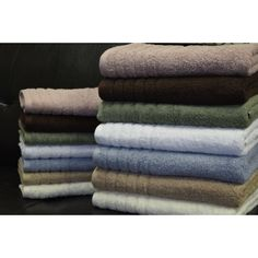 Our bath towels are unlike any others you will find out in stores. They have more durability and a longer lifespan compared to an average bath towel.