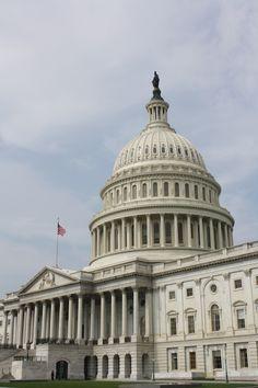 U.S. Capitol Building, Pennsylvania Avenue National Historic Site, Washington, District of Columbia -
