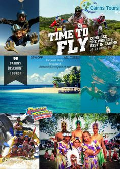 While planning an adventurous trip, you must take a look at tours in Cairns. Great barrier Reef tours in the city are full of fun and excitement that will make your holiday memorable for years to come. So, visit the world's largest Tours system now.