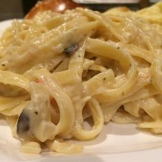 "Chicken Fettuccini Alfredo | ""I made this for my VERY picky family and they loved it. It made my day to have them ooh and ahhh over this meal. """