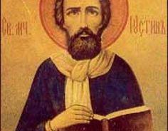 Dia 01 de Junho é dia de São Justino, você conhece a história desse santo?