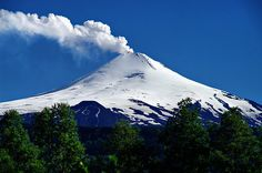 Villarrica Volcano, Villarrica, Chile