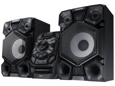 Mini System Samsung 1 CD 800W RMS - com Bluetooth MX-J840