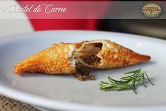 Pastel de Carne www.familiatagliari.com.br www.facebook.com/familiatagliari