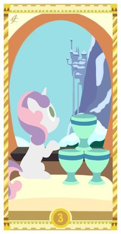 Photo To Cartoon, Sweetie Belle, Mlp My Little Pony, Tarot Cards, Third, Disney Characters, Fictional Characters, Card Making, Deviantart
