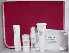 Shiseido White Lucent 6 Piece Set ** Click image for more details.