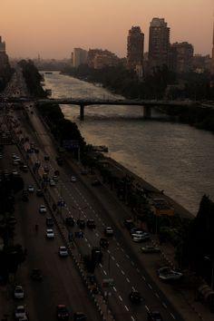 Cairo - Nile, Egypt