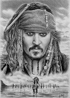 Pirates of the caribbean 3 -JACK SPARROW-