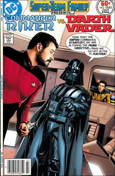 I never really got the debate about which was better, Star Wars or Star Trek, because I loved both franchises as a kid. For me the differ...